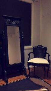 Vintage mirror and chair Toongabbie Parramatta Area Preview