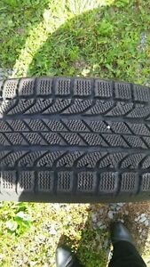 2013 Ford Taurus Winter Tires 225/60/R17