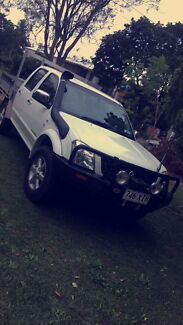 2004 Holden Rodeo Dual Cab Auto