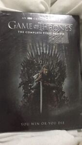 Game of thrones first season.