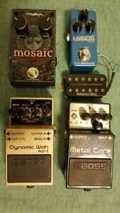 Pedals for sale!!