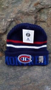 Official NHL Winter Toques, One Size Fits All