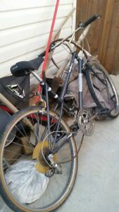 Bicycle for sale needs some tlc
