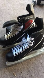 A different pair of skates