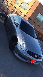 G35 coupe for sale!!! Very clean car