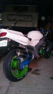 Custom fully rebuilt 95 zx6r ninja