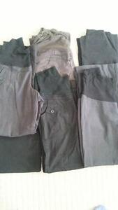 Assorted maternity trousers size 10 Margate Kingborough Area Preview