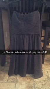 Strapless le chateau dress small