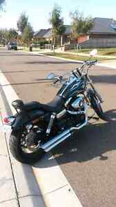 2013 Dyna Wide Glide Point Cook Wyndham Area Preview