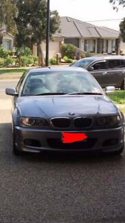 2003 BMW 3 Coupe