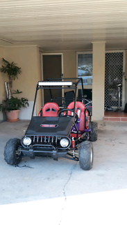 2 seater off road dune buggy