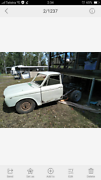 1968 datsun 1300 521 Tray back cab and chassis Gympie Gympie Area Preview