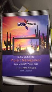 Getting Started with Project Management/Microsoft Access