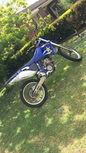 2002 yz250 Geelong Geelong City Preview