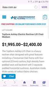 Electric chair reduced from 1000 Ingle Farm Salisbury Area Preview