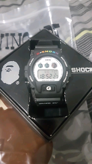 Limited Edition Bathing Ape G Shock.