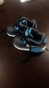 Size 2 baby shoes, Nike air max