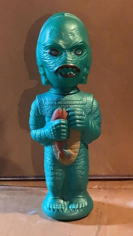 1960's Famous Monster The Creature From The Black Lagoon Soaky  !!