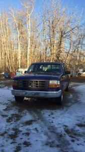 1996 Ford F-150 Extended Cab Truck