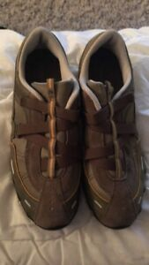 2 pairs sketchers size 11, I brand new, 1 worn once