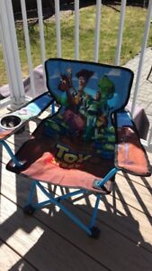 Chaise pliante toys story