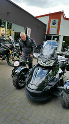 Bombardier Can-Am Spyder Can Am, C991 C ST Test