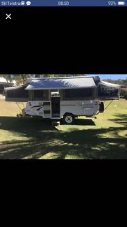 2000 Goldstream campervan