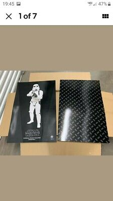 New Stormtrooper Armor (Anovos Complete Set Of Stormtrooper  Armor Ready to wear not a kit.)