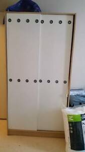 Wardrobe with 2 sliding doors Dundas Valley Parramatta Area Preview