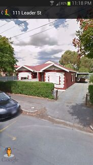 $360 House with two rooms ,one study room, one bathroom for rent Forestville Unley Area Preview