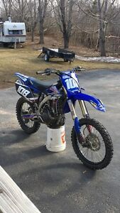 2010 YZ250F  Mint Condition