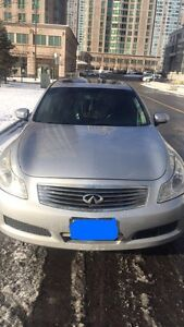 Infiniti G35X Premium fully loaded