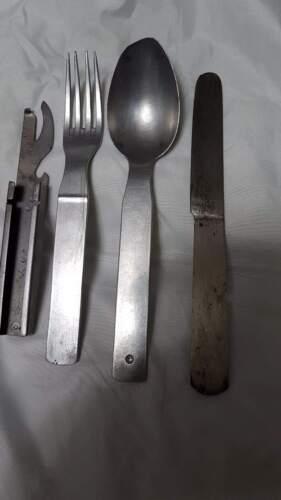 Field Cutlery Set Wehrmacht
