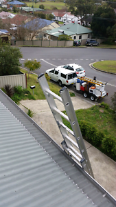 Gutter Cleaning Business and Website for sale. Newcastle Newcastle Area Preview
