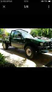 2000 TD holden rodeo 4x4 Port Macquarie Port Macquarie City Preview