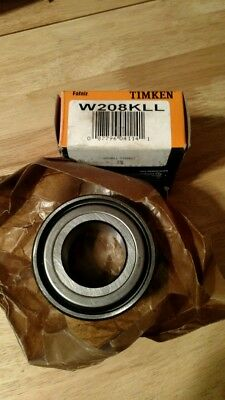 Lot Of 2 - Timkenfafnir Bearings W208kll Free Shipping