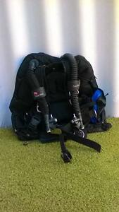 Diving, SCUBA, BCD, wing, Dive Rate, small size Maylands Bayswater Area Preview