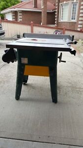"10"" Craftex Tablesaw"