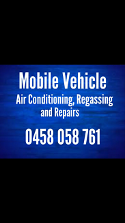 Mobile vehicle Air con Regassing  Pinjarra Murray Area Preview