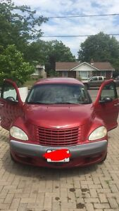 2002 PT CRUISER *AS IS