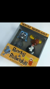 Wacky wobbler ROCKY AND BULL WINKLE Ferntree Gully Knox Area Preview