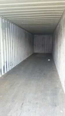 Used Shipping Storage Containers 40ft Wwt Newark Nj 3050