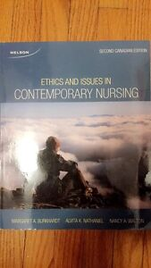 Ethics and Issues in Contemporary Nursing 2nd Ed. Peterborough Peterborough Area image 1