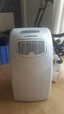 AMCOR AMB 12KE-410 Portable Air Conditioner with pipe