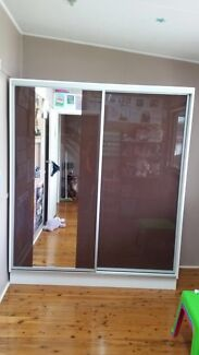 Freestanding wardrobe up to 1800mm wide **supply only** pickup