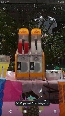 Vevor 3-tank 36l Commercial Slush Making Machine