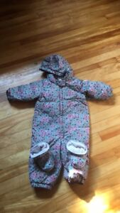 Snow suit from Gap