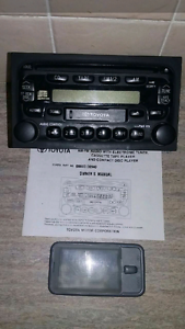 Genuine 04 Hilux CD/ CASSETTE  Player Penrith Penrith Area Preview