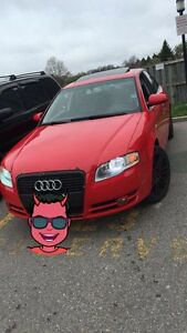 Trade 2006 Audi A4 for 05 an up 5 series bmw