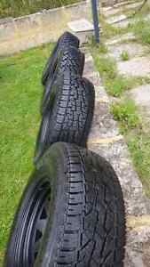 31s tyres with sunnies rims Beechboro Swan Area Preview